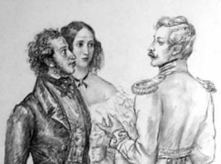 Пушкин: жизнь и смерть великого безбожника. Часть 19 (они сошлись)
