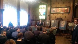 Украина передала Италии 17 ценных картин, найденных украинскими погранцами