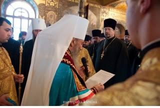 Предстоятель УПЦ назвал главное событие 2016 года и обнародовал церковную статистику