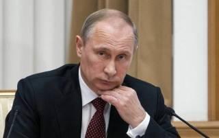 Путин: Сегодня Россия сильнее любого агрессора