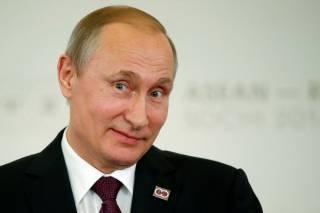 Путин обвинил Украину в аннексии Крыма и заявил, что не верит в наш безвиз