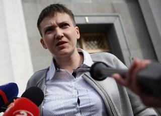 После встречи с главарями ДНР и ЛНР Савченко дала показания в СБУ, — Грицак