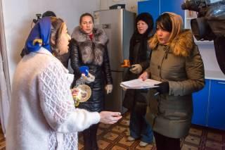 Киевские власти решили проверить, сколько людей реально проживает в квартирах без счетчиков. «Понаехавших» просят не напрягаться