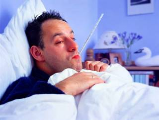 Число заболевших гриппом киевлян уменьшается. В других регионах все немного иначе