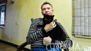 Охендовский: Отвлекать президента своими смешными проблемами я не буду
