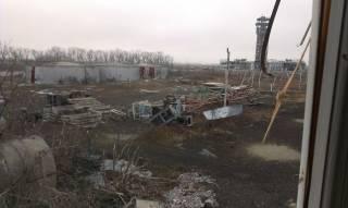 Попытки деблокады Донецкого аэропорта: Иверский монастырь