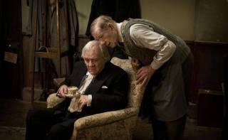 Фильм «Костюмер»: история одного усопшего