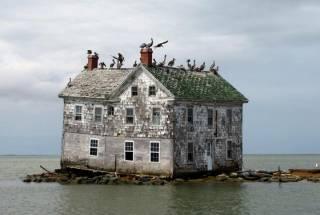 Каждый год уровень океанов повышается на 3 миллиметра: острова тонут один за другим