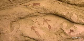 Итальянский ученый нашел изображение сцены Рождества, нарисованное за 3 тыс. лет до появления Христа