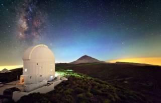 Астрономы опасаются, что новомодное средство для борьбы с глобальным потеплением помешает им наблюдать за звездами