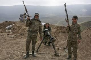 В Нагорном Карабахе снова стреляют, есть жертвы с обеих сторон