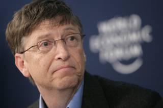 Билл Гейтс предупреждает человечество об опасности смертельной эпидемии гриппа