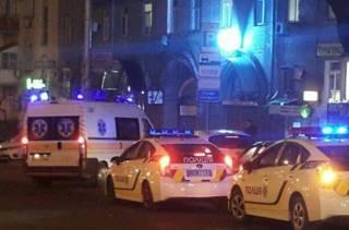 В центре Киева паренек, не получив желаемого, хладнокровно расстрелял двоих человек