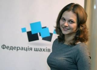 Украинка Анна Музычук покорила мировой шахматный Олимп второй раз за два дня