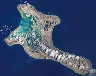 Новый год начал шествие по Земле c маленького островка в Тихом океане