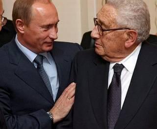 Украина как разменная монета. Киссинджер готовит почву для окончательной сдачи Крыма России