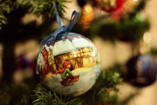 Украина в 2016 году экспортировала елочные игрушки в 25 стран мира и заработала на этом 4,5 млн долларов