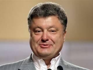Новогоднее поздравление президента Украины
