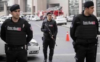 В Турции задержаны 12 подозреваемых в причастности к «новогоднему» теракту