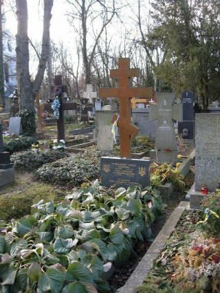 В Чехии эксгумировали останки известного украинского писателя, чтобы похоронить в его могиле другого человека
