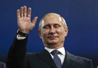 Путин идет на помощь!