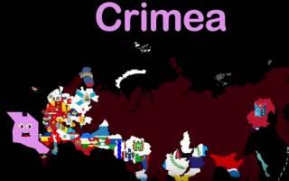 Американский образовательный канал для детей за три недели перенес Крым из Украины в Россию