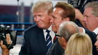 Трамп высмеял Шварценеггера. «Терминатор» в долгу не остался