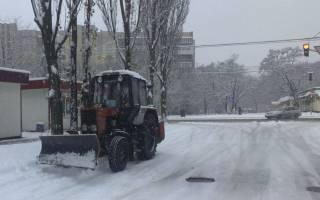 Киевлян пугают осложнением погодных условий. В мэрии рассказали, почему дороги плохо очищены