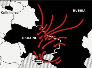 Украине советуют готовиться к полномасштабному наступлению РФ. На Западе считают, что третья мировая — не за горами