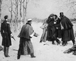 Пушкин: жизнь и смерть великого безбожника. Часть 24 (дуэль)
