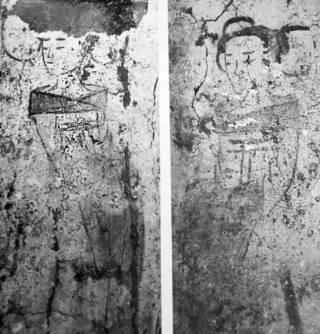 В Китае нашли древнюю фреску, рассказывающую о модных тенденциях более чем тысячелетней давности