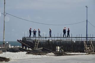 Российский мост в Крым может рухнуть в любой момент