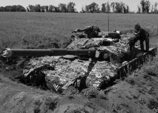 Стальные воины Украины: 17-я танковая бригада на Донбассе