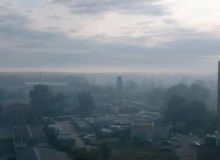 Киевлянам будет нечем дышать еще три дня
