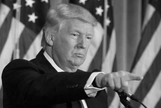 Трамп играет с огнем