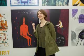 Украинская художница вошла в список лучших иллюстраторов мира