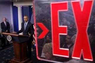 На своей последней пресс-конференции в Белом доме Обама не оставил Украину без внимания