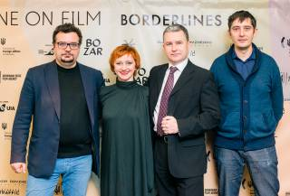 Состоялась пресс-конференция Дней украинского кино в Брюсселе-2017