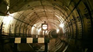 Киевский метрополитен решил провести для читателей своей странички в соцсети экскурсию по тоннелям