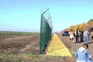 В Харькове признали, что денег на дальнейшее строительство «Европейского вала» нет. Хватило бы на обслуживание того, что есть