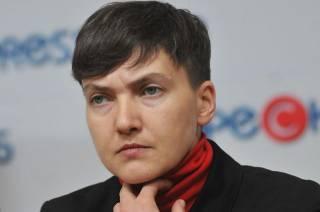 Надежда Савченко: Наша власть - это наш враг номер два, враг номер один - это Россия и Путин