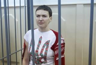 Радикалы заподозрили, что Савченко не сидела в российской тюрьме. Цвет кожи не тот