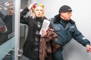 Движение Femen прекратило существование. Не поделили власть и влияние