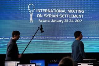 Россия, Иран и Турция договорились об условиях перемирия в Сирии. Но сами сирийцы не хотят ничего подписывать