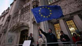 Верховный суд Британии запретил правительству самостоятельно начинать процедуру Brexit