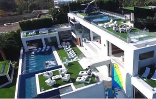В Лос-Анджелесе выставили на продажу самый дорогой в истории США дом