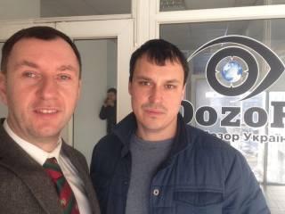 Ужгородский чиновник утверждает, что никуда не сбегал и продолжает работать с «житомирскими партнерами»