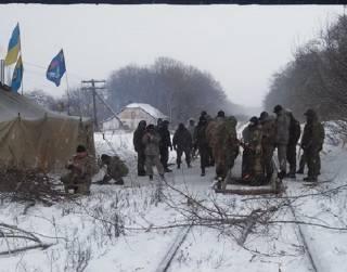 В прокуратуре заинтересовались блокированием железной дороги в Луганской области