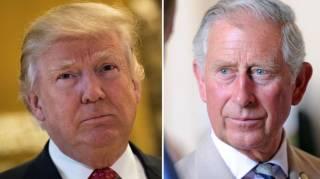 Визит Трампа в Великобританию может сорваться из-за нежелания встречаться с принцем Чарльзом