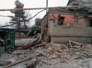 Боевики штурмовали авдеевскую промзону. Силы АТО понесли потери, ранены мирные жители